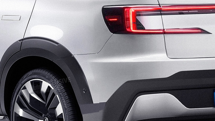 Polestar 3 electric SUV 2022 exclusive images-3