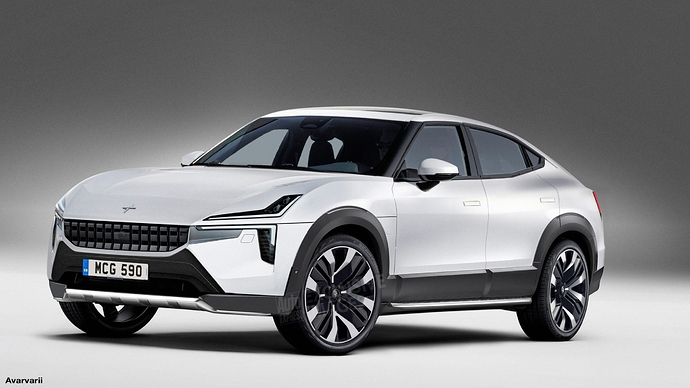 Polestar 3 electric SUV 2022 exclusive images-2