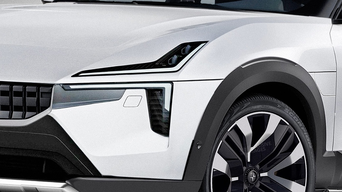 Polestar 3 electric SUV 2022 exclusive images-4